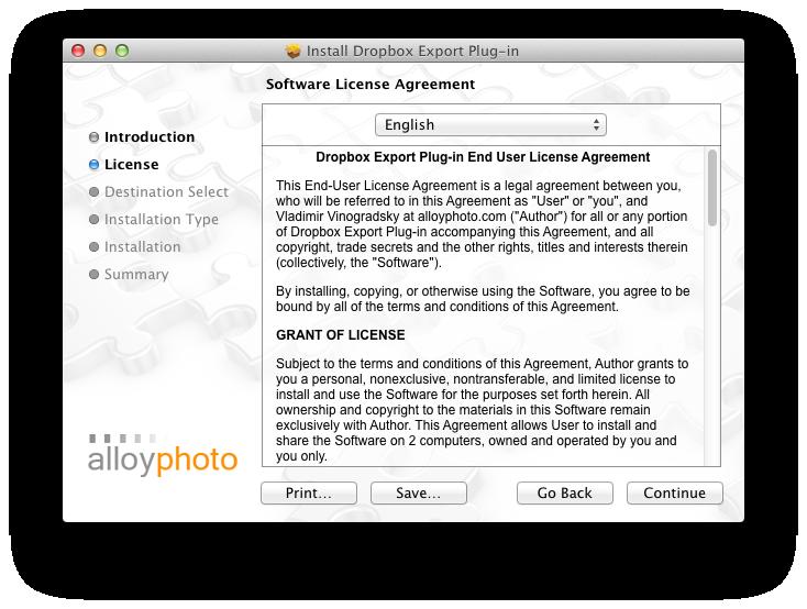 Installation Instructions Alloyphoto